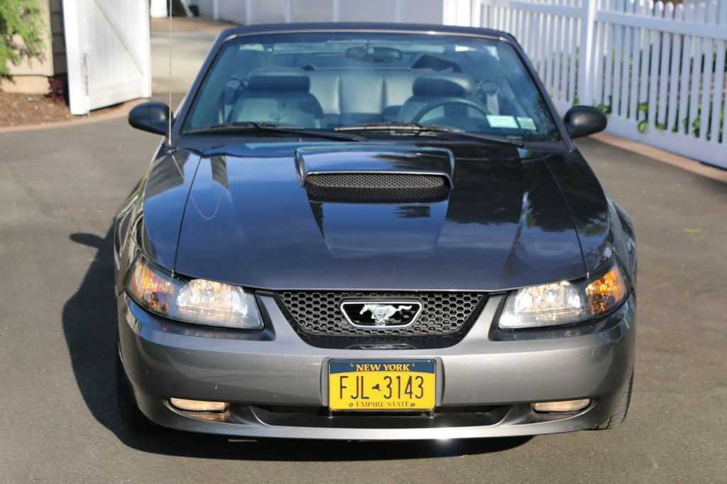 2003 Ford Mustang 2dr Convertible Premium - 17659203 - 12