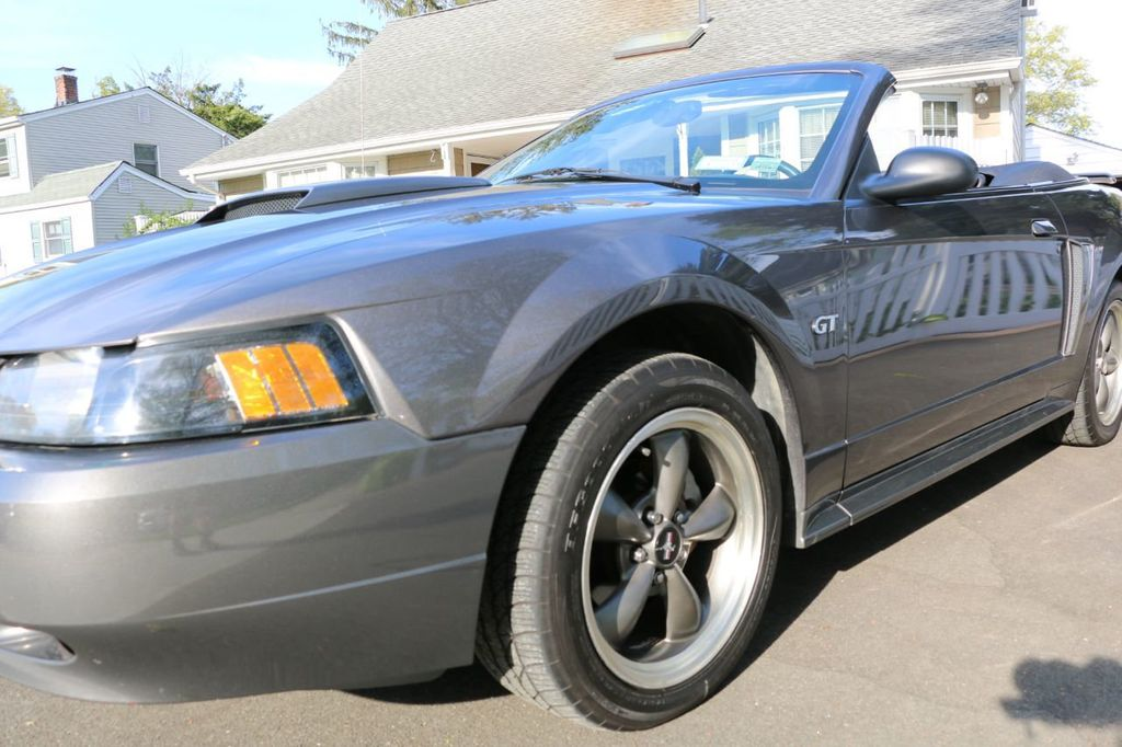 2003 Ford Mustang 2dr Convertible Premium - 17659203 - 13
