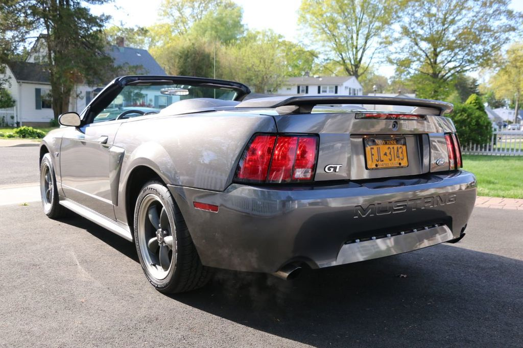 2003 Ford Mustang 2dr Convertible Premium - 17659203 - 4