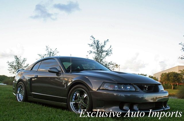 2003 Ford Mustang 2dr Cpe SVT Cobra - Click to see full-size photo viewer