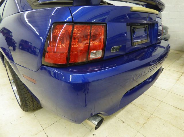 2003 Ford Mustang K & N STAGE II XENON LIGHTS FLOW MASTER EXHAUST - Click to see full-size photo viewer