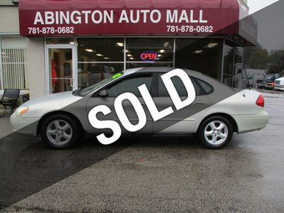 2003 Ford Taurus SE - Click to see full-size photo viewer