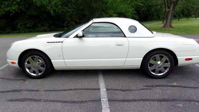 2003 Ford Thunderbird 2dr Convertible w/Hardtop Premium
