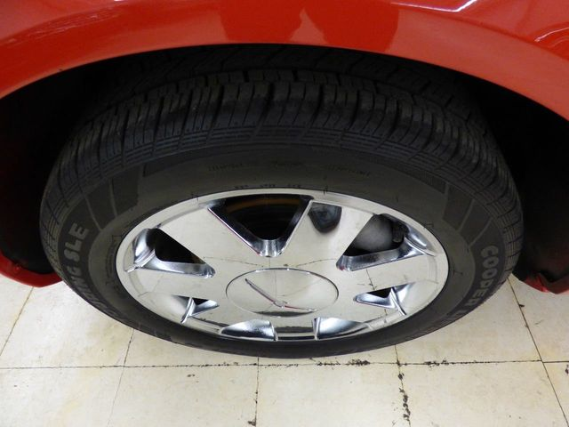 2003 Ford Thunderbird Base Trim - Click to see full-size photo viewer