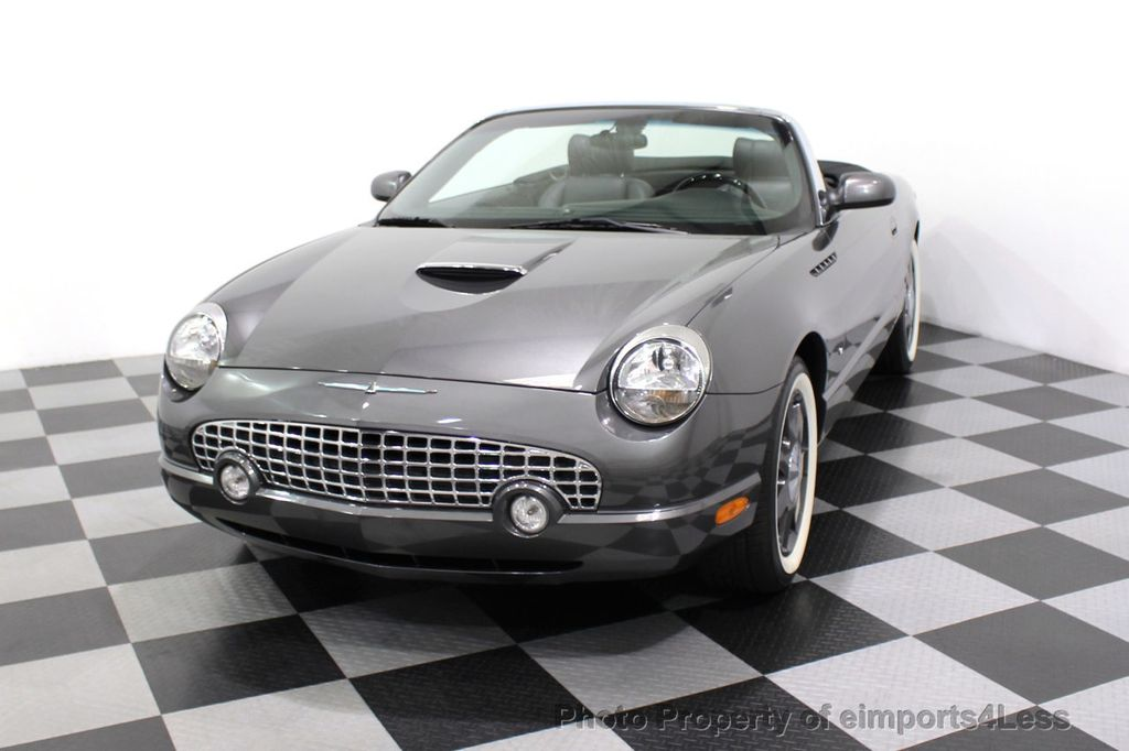 2003 Ford Thunderbird CERTIFIED Ford Thunderbird WITH HARDTOP - 18257410 - 26