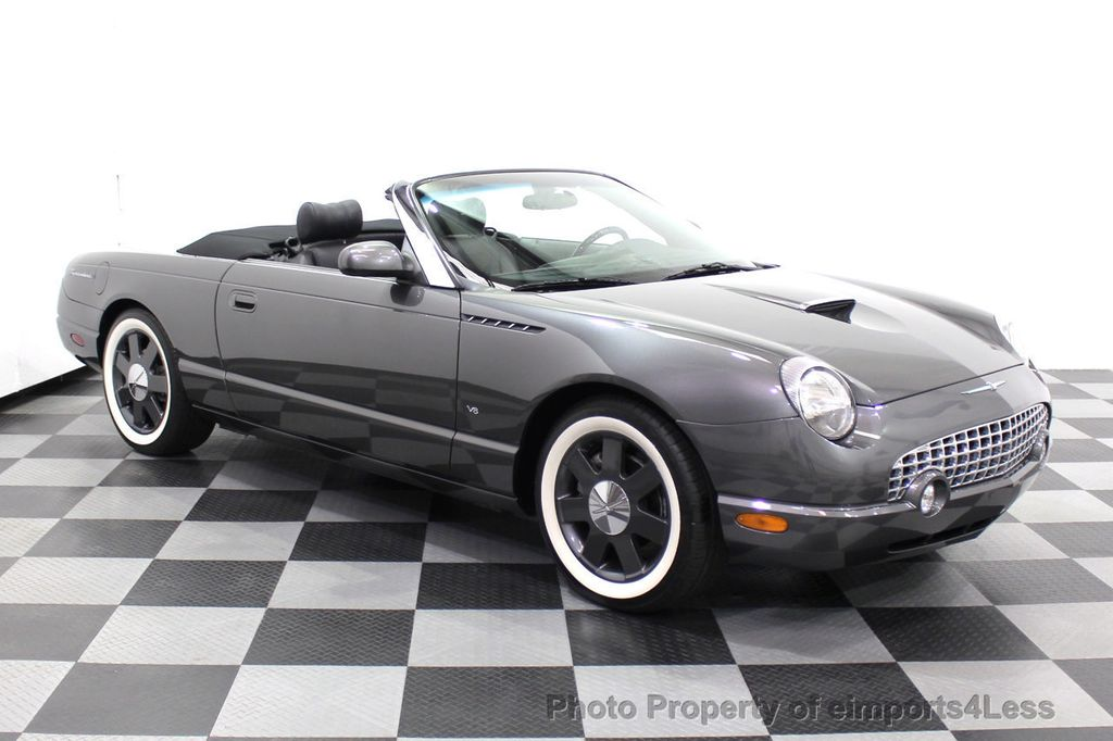 2003 Ford Thunderbird CERTIFIED Ford Thunderbird WITH HARDTOP - 18257410 - 27