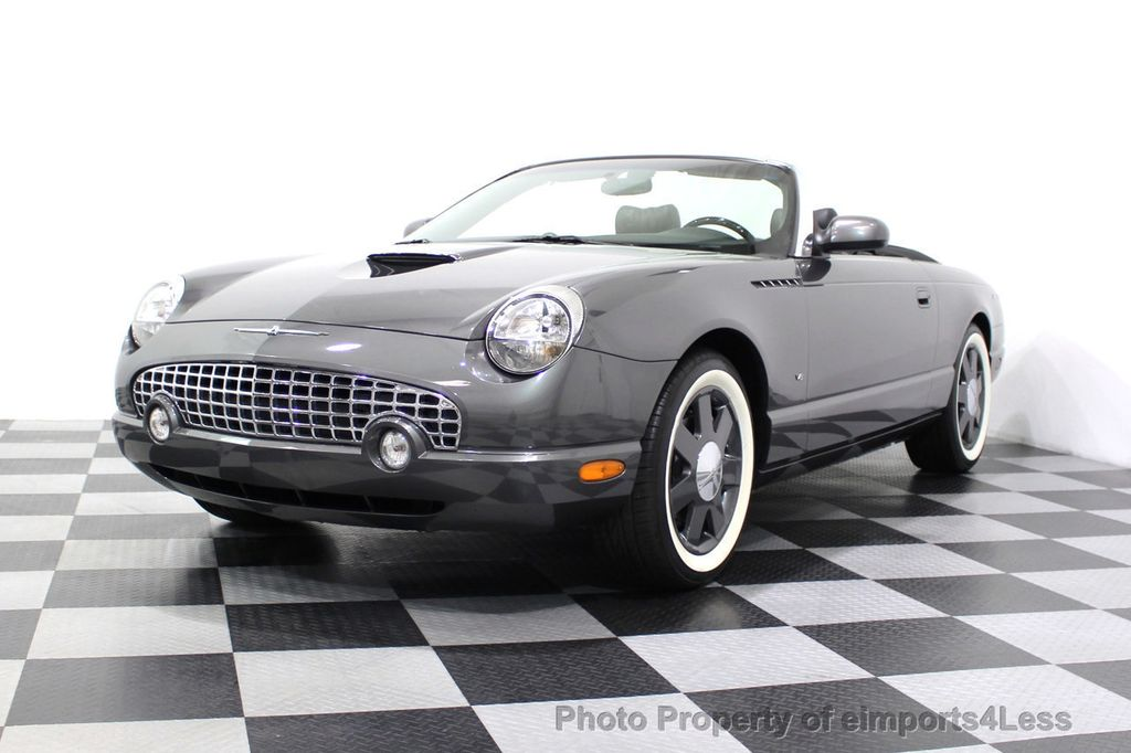 2003 Ford Thunderbird CERTIFIED Ford Thunderbird WITH HARDTOP - 18257410 - 39