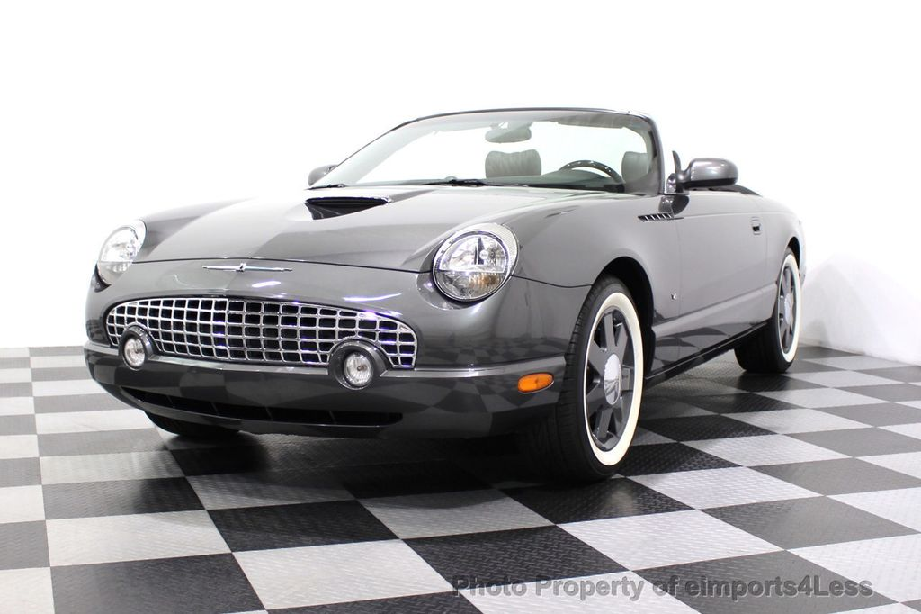 2003 Ford Thunderbird CERTIFIED Ford Thunderbird WITH HARDTOP - 18257410 - 46