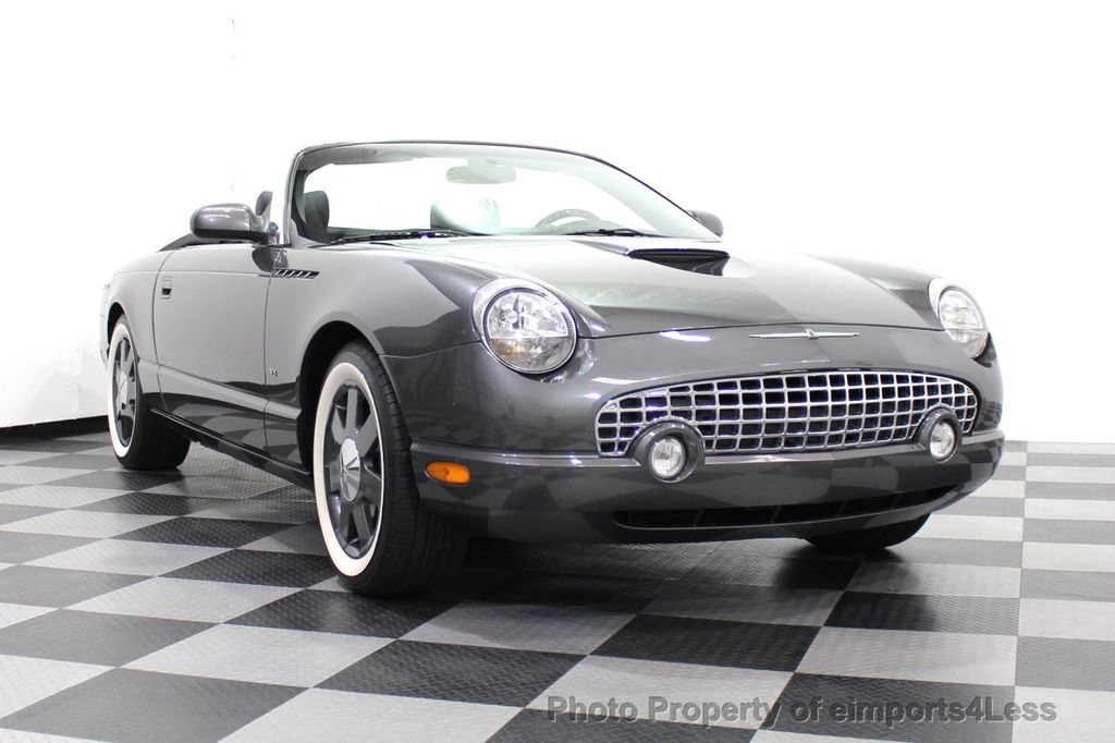2003 Ford Thunderbird CERTIFIED Ford Thunderbird WITH HARDTOP - 18257410 - 49