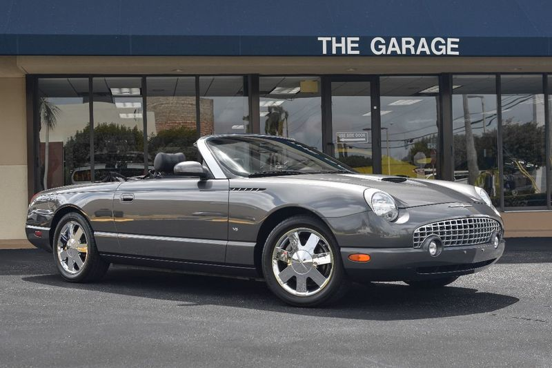 2003 Ford Thunderbird Premium - Click to see full-size photo viewer