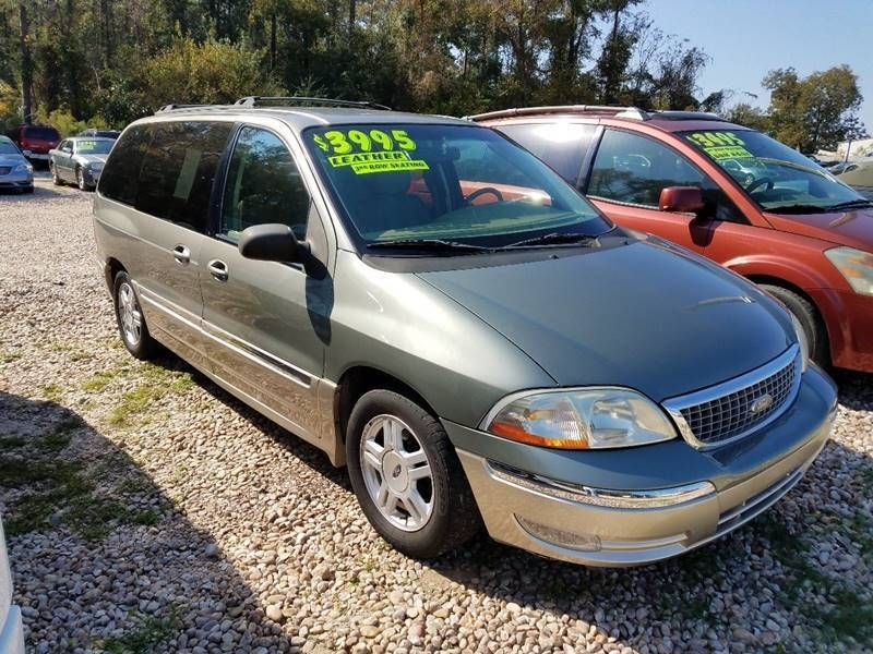 2003 Ford Windstar Sel 4dr Mini Van Not Specified For Florence Sc 3 995 Motorcar