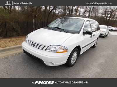 2003 Ford Windstar Wagon - 2FMZA51473BA37595