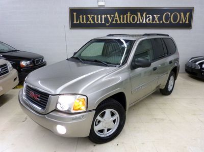2003 GMC Envoy 4 new tires just serviced new barkes 6 new injectors tune up  SUV