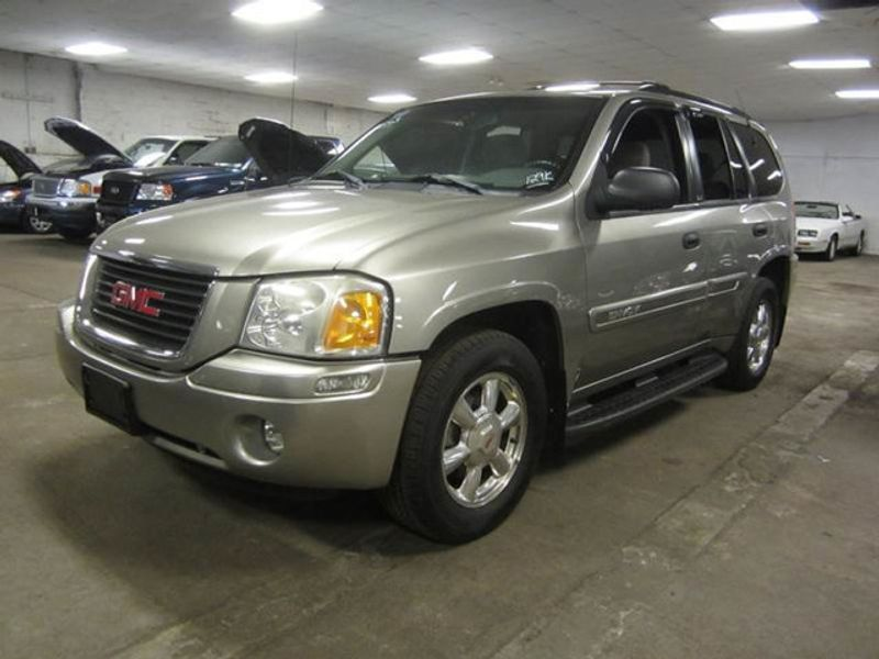 2003 used gmc envoy sle 4x4 at contact us serving cherry. Black Bedroom Furniture Sets. Home Design Ideas