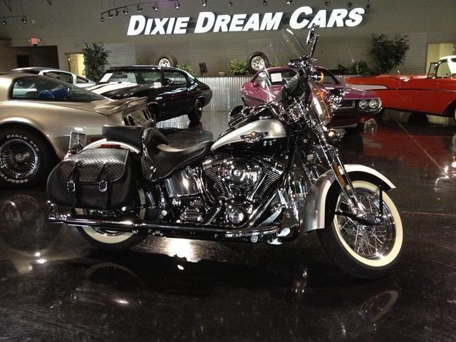 Harley Davidson Heritage Softail Th Anniversary Price