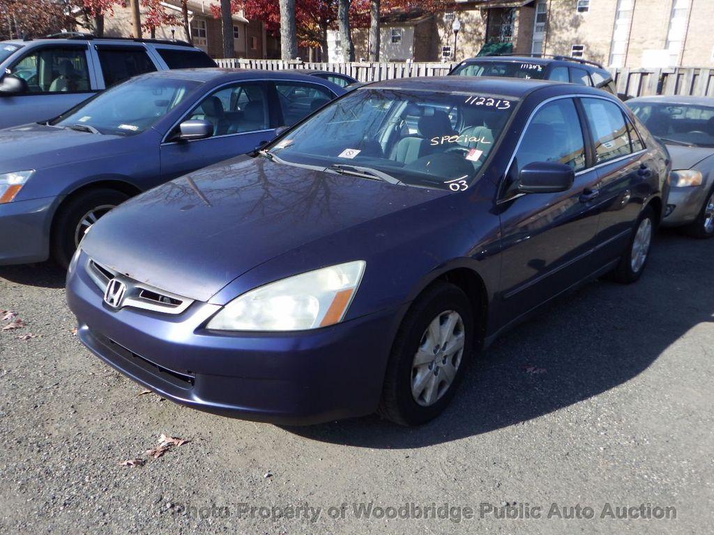 2003 Honda Accord Sedan   17075411   1