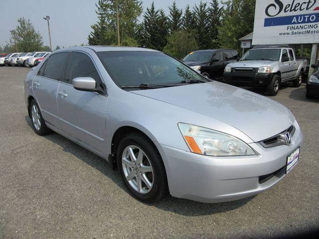 2003 Honda Accord Sedan EX V 6 4dr Sedan Sedan   1HGCM66563A093288   1