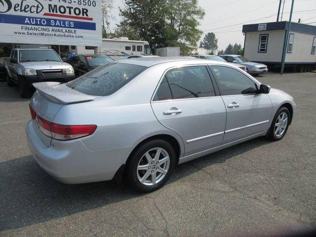 2003 Honda Accord Sedan EX V 6 4dr Sedan Sedan   1HGCM66563A093288   2