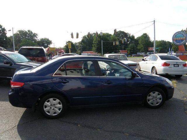 2003 Honda Accord Lx >> 2003 Honda Accord Sedan Lx Automatic Sedan For Sale Richmond Va 4 995 Motorcar Com