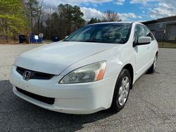 2003 Honda Accord Sedan - 1HGCM56473A111749