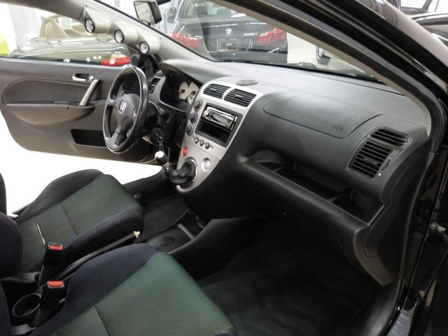 2003 Honda Civic R Hatchback Si Manual W Side Airbags Click To See Full