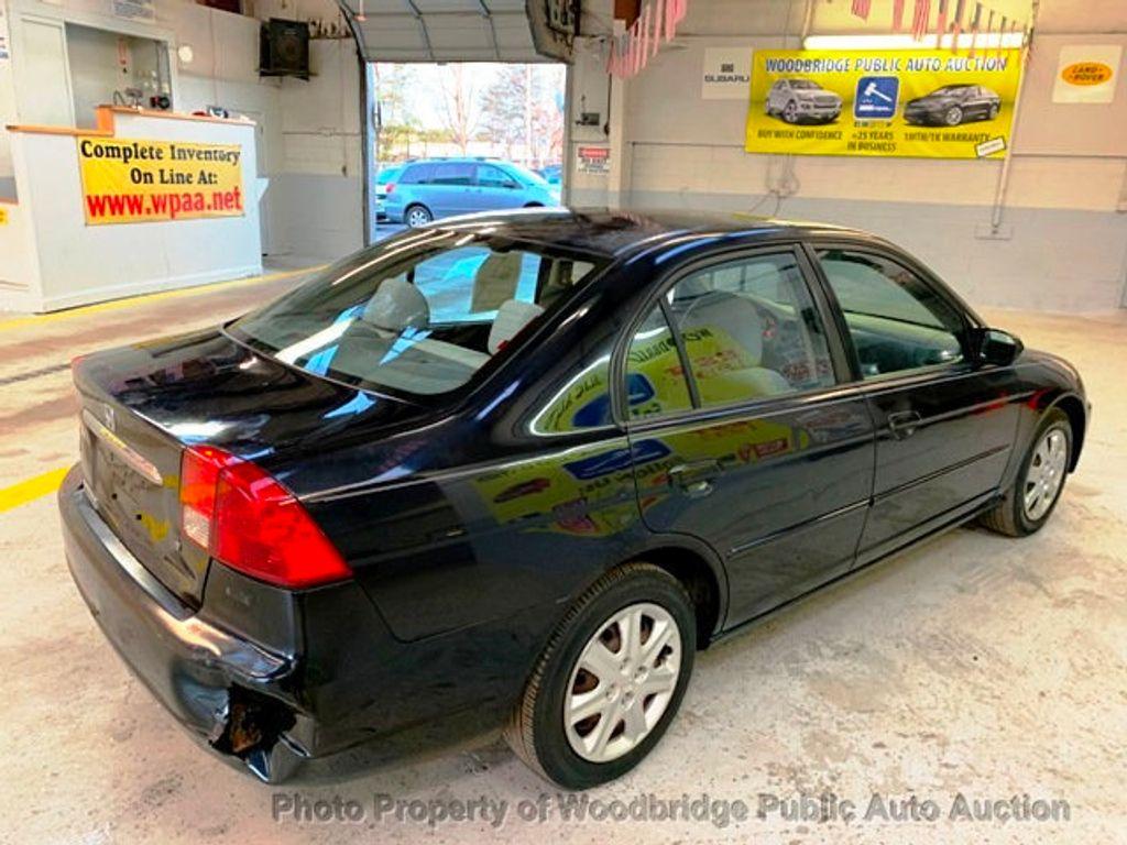 2003 Honda Civic 4dr Sedan Ex Automatic 18778225 4