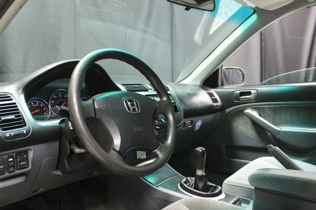 2003 Used Honda Civic 4dr Sedan Ex Manual At Auto Outlet Serving
