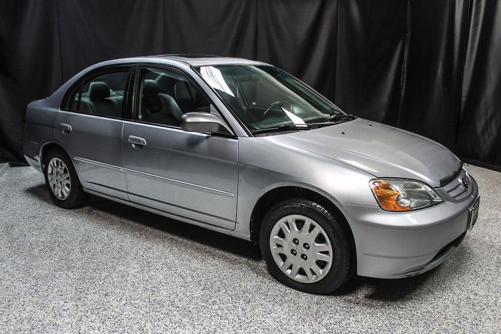2003 Honda Civic 4dr Sedan Ex Manual 16048179 1
