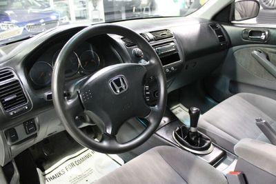 ... 2003 Honda Civic 4dr Sedan LX Manual   Click To See Full Size Photo  Viewer
