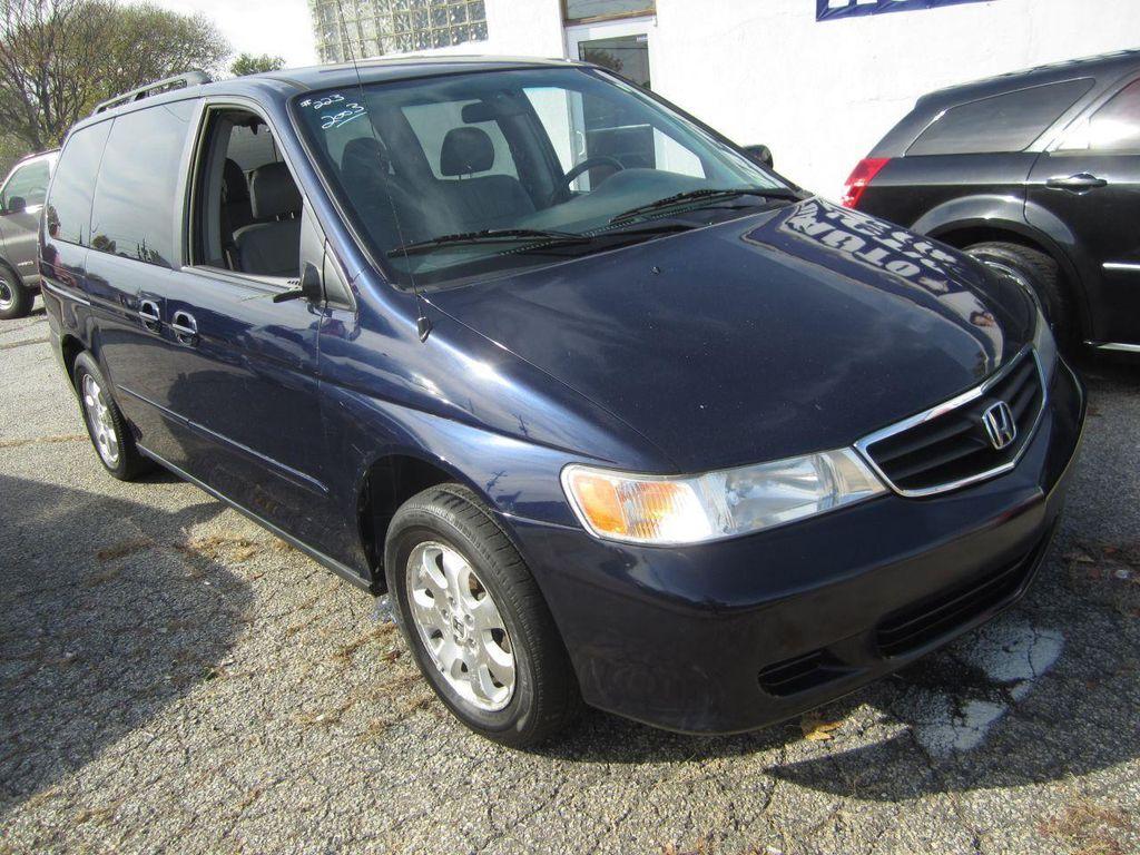 2003 Honda Odyssey EX L / 5DR / LEATHER   12860774   1