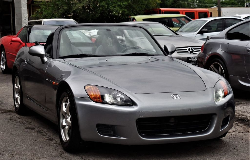 2003 Used Honda S2000 2dr Convertible