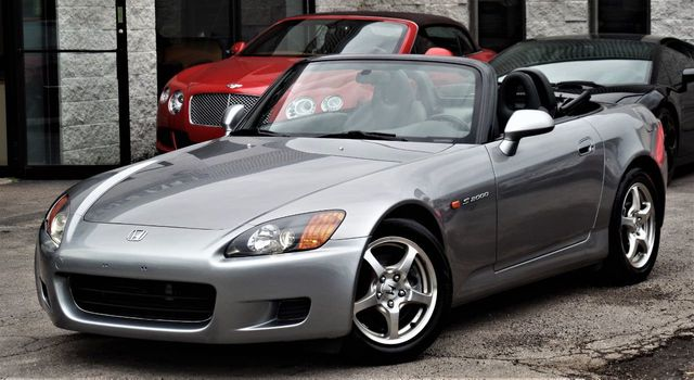 2003 Honda S2000 2dr Convertible - Click to see full-size photo viewer