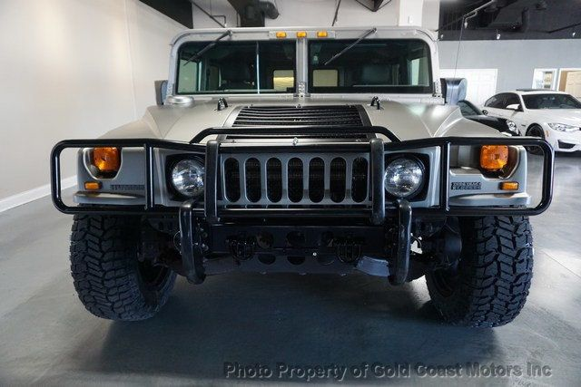 2003 HUMMER H1 4-Passenger Wagon Enclosed - 19302168 - 11