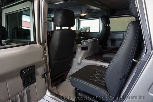 2003 HUMMER H1 4-Passenger Wagon Enclosed - 19302168 - 22