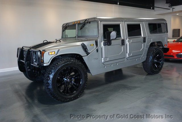 2003 HUMMER H1 4-Passenger Wagon Enclosed - 19302168 - 2