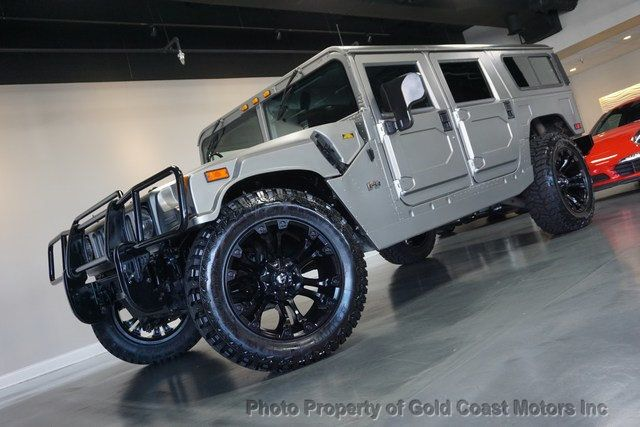 2003 HUMMER H1 4-Passenger Wagon Enclosed - 19302168 - 32