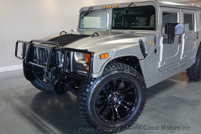 2003 HUMMER H1 4-Passenger Wagon Enclosed - 19302168 - 33