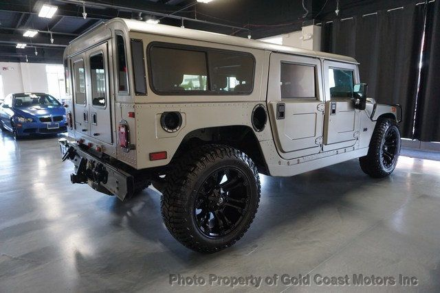 2003 HUMMER H1 4-Passenger Wagon Enclosed - 19302168 - 34