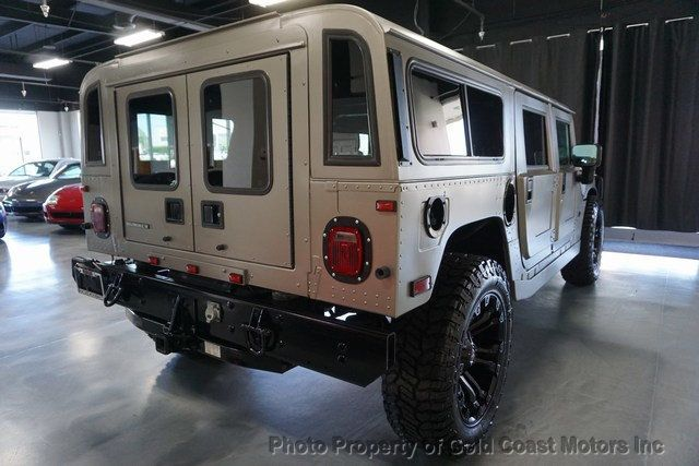2003 HUMMER H1 4-Passenger Wagon Enclosed - 19302168 - 35