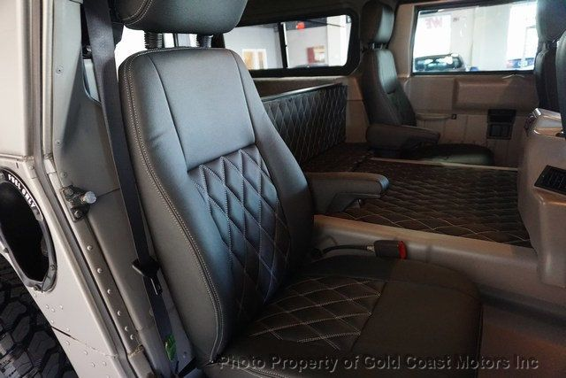 2003 HUMMER H1 4-Passenger Wagon Enclosed - 19302168 - 41