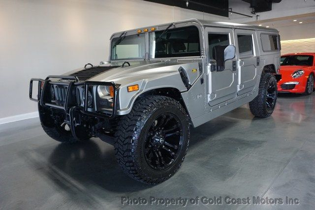2003 HUMMER H1 4-Passenger Wagon Enclosed - 19302168 - 4