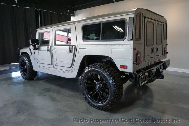 2003 HUMMER H1 4-Passenger Wagon Enclosed - 19302168 - 6