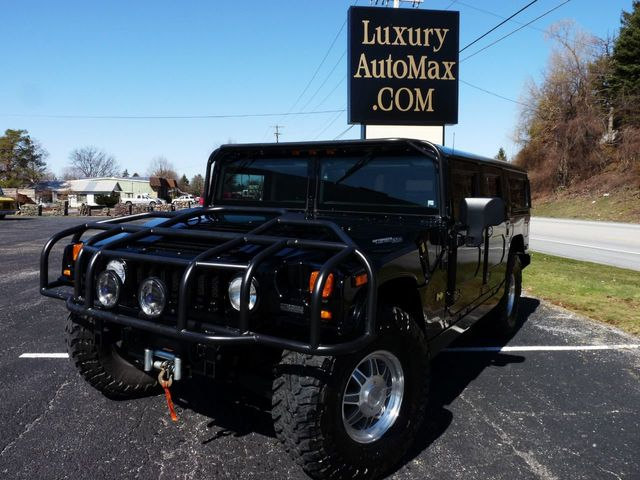 2003 HUMMER H1 WAGON COMPLETE SERVICE HISTORY FACTORY PAINT - Click to see full-size photo viewer