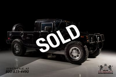 2003 HUMMER H1 Pickup  Truck