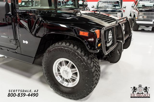 2003 HUMMER H1 Pickup  - Click to see full-size photo viewer