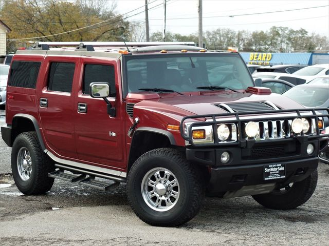 2003 HUMMER H2 4dr Wagon - Click to see full-size photo viewer
