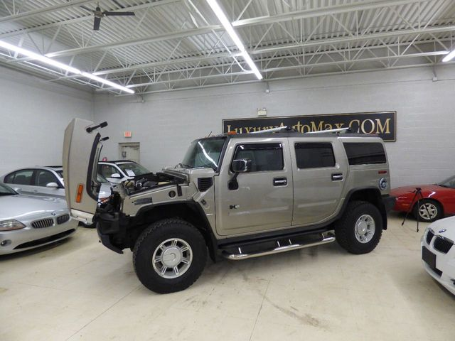 2003 HUMMER H2 Base Trim - Click to see full-size photo viewer