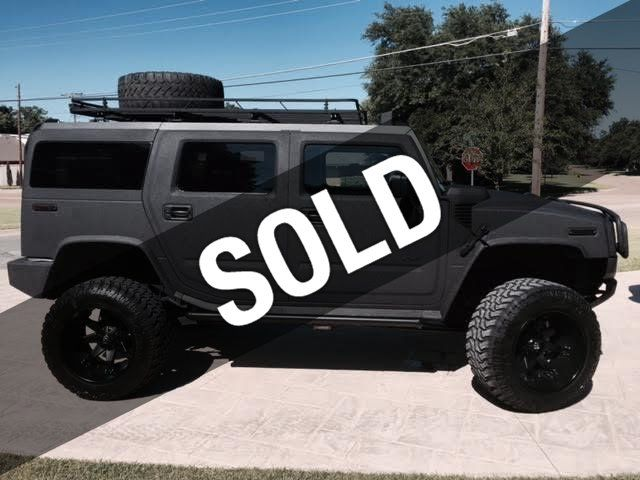 2003 Used HUMMER H2 For Sale at WeBe Autos Serving Long Island, NY