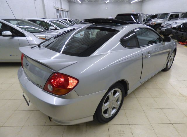 2003 Used Hyundai Tiburon Gt At Luxury Automax Serving