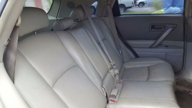 2003 INFINITI FX35 2WD w/Options - Click to see full-size photo viewer